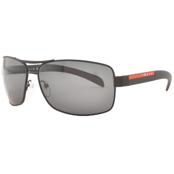 2522d3940808 Prada Linea Rossa Sunglasses Black. Mainline Menswear