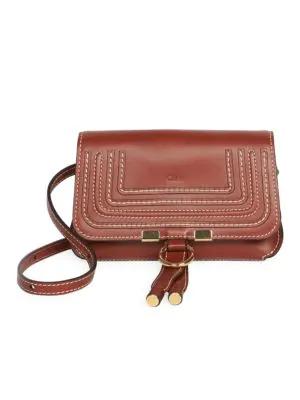 0aaaaaabd64fed ChloÉ Marcie Leather Bum Belt Bag In Tan | ModeSens