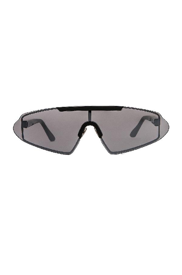 58cc3074e8dad Acne Studios Bornt Sunglasses In Black   Silver