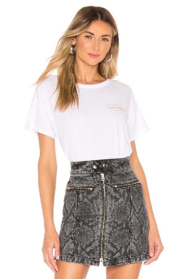 4888d8778 Rag & Bone Very Best Vintage Crewneck Short-Sleeve T-Shirt In White ...