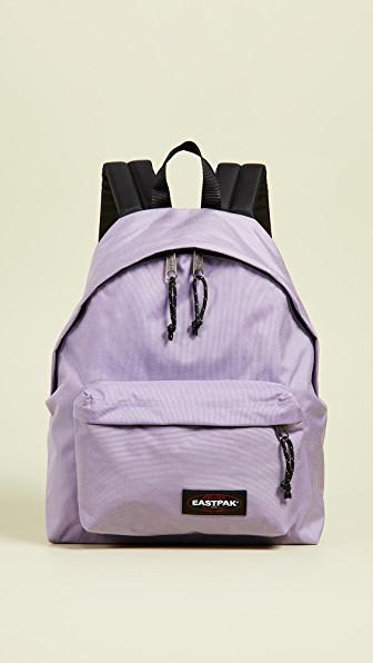 41dcb3a415c EASTPAK Padded Pak'R Backpack in Lilac Flower. Eastpak Padded Pak