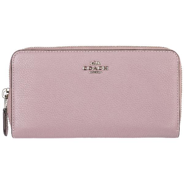 best website ee958 3fb2d Women's Wallet Genuine Leather Coin Case Holder Purse Card Bifold in Pink
