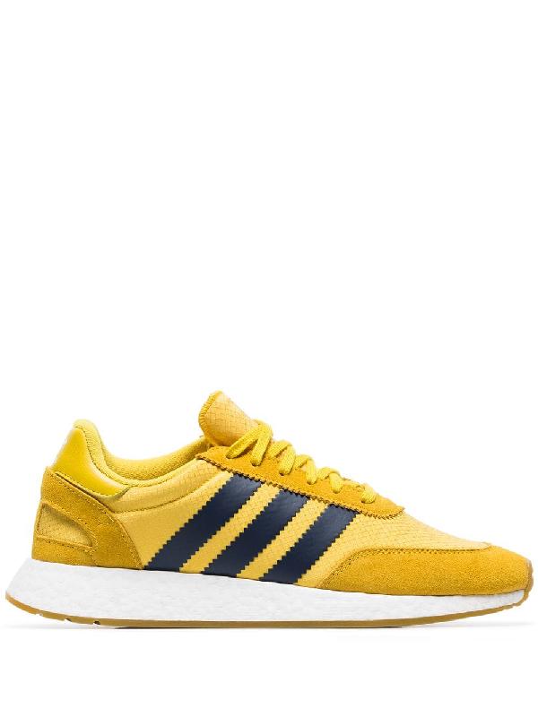brand new ffb15 47845 Adidas Originals Adidas Samstag 5923 Sneakers - Yellow