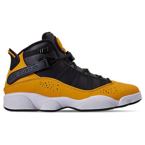 official photos 37128 2b95e Nike Men s Air Jordan 6 Rings Basketball Shoes, Yellow