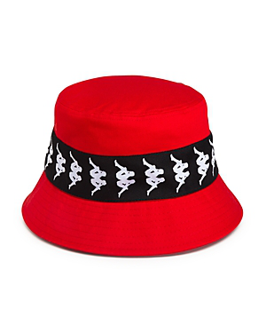 1ef023c23829c Kappa 222 Banda Bzahlab Bucket Hat In Red-Black