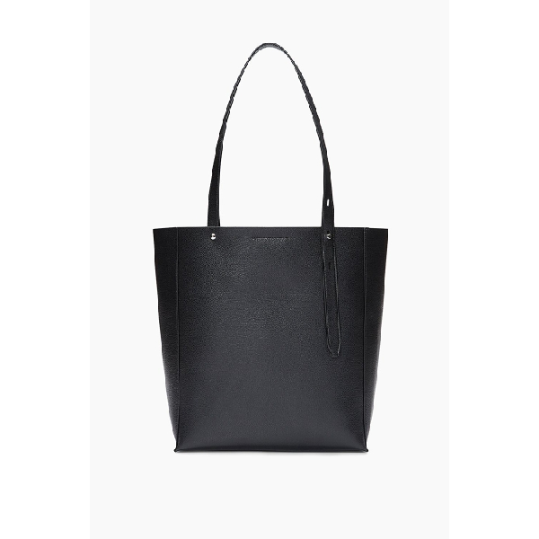 46e34bc16 Rebecca Minkoff Stella North South Tote Black | ModeSens