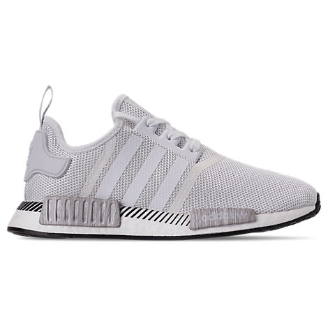 factory price 7f10a 0efe2 Men's Nmd Runner R1 Casual Shoes, White - Size 13.0