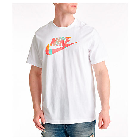 9534b13bad9f Nike Men's Sportswear Story T-Shirt, White - Size Xlrg | ModeSens