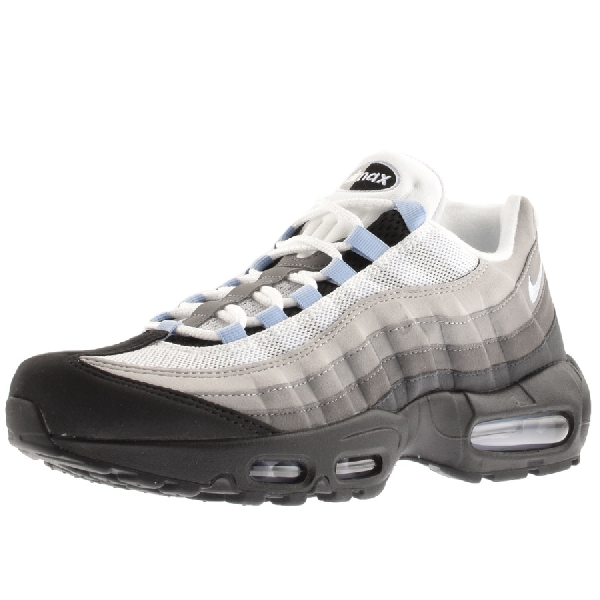 uk availability 4f4c2 d5d0a Nike Air Max 95 Trainers Grey