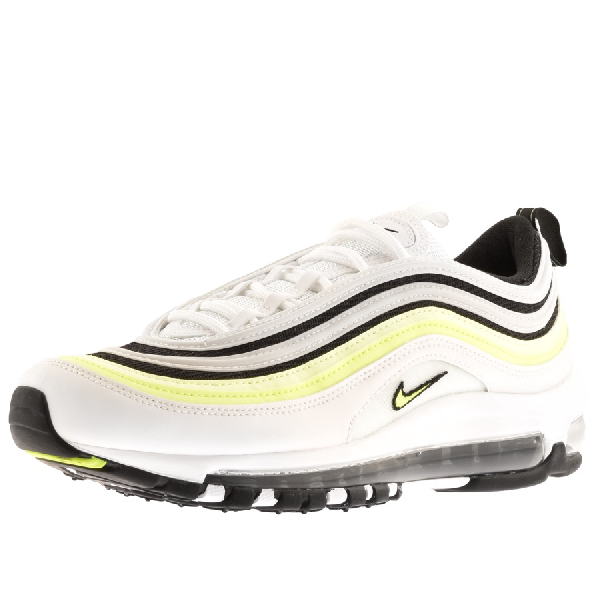 buy online fbae9 6b896 Air Max 97 Trainers White