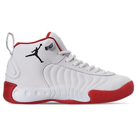 dc2baa6db3b Nike Men's Air Jordan Jumpman Pro Basketball Shoes, White   ModeSens