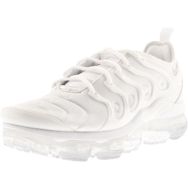 size 40 7713d 54e78 Air Vapormax Plus Trainers White