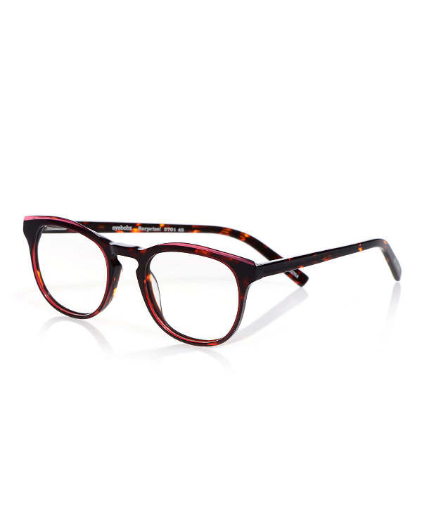 1bb93683cd0d8 Eyebobs Surprise Round Acetate Reading Glasses In Pink Tortoise ...