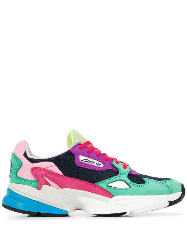 quality design 4e0f3 202a8 Adidas Originals Adidas  Falcon  Sneakers - Rosa In Pink