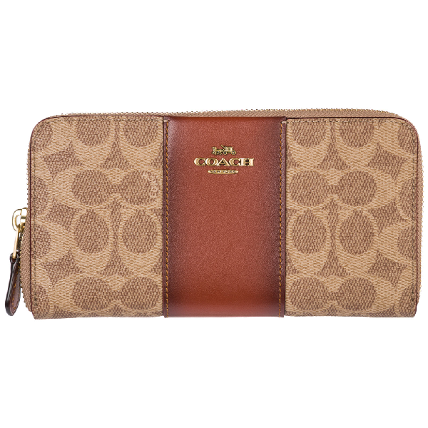 885123a9 Women's Wallet Coin Case Holder Purse Card Bifold in Brown