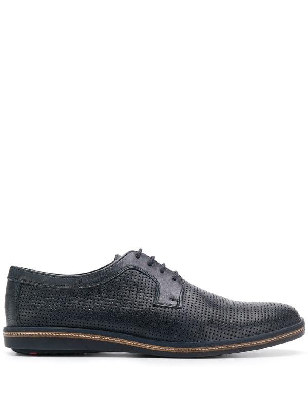 quality design 7d45a 8698d Lloyd Klassische Derby-Schuhe - Blau in Blue