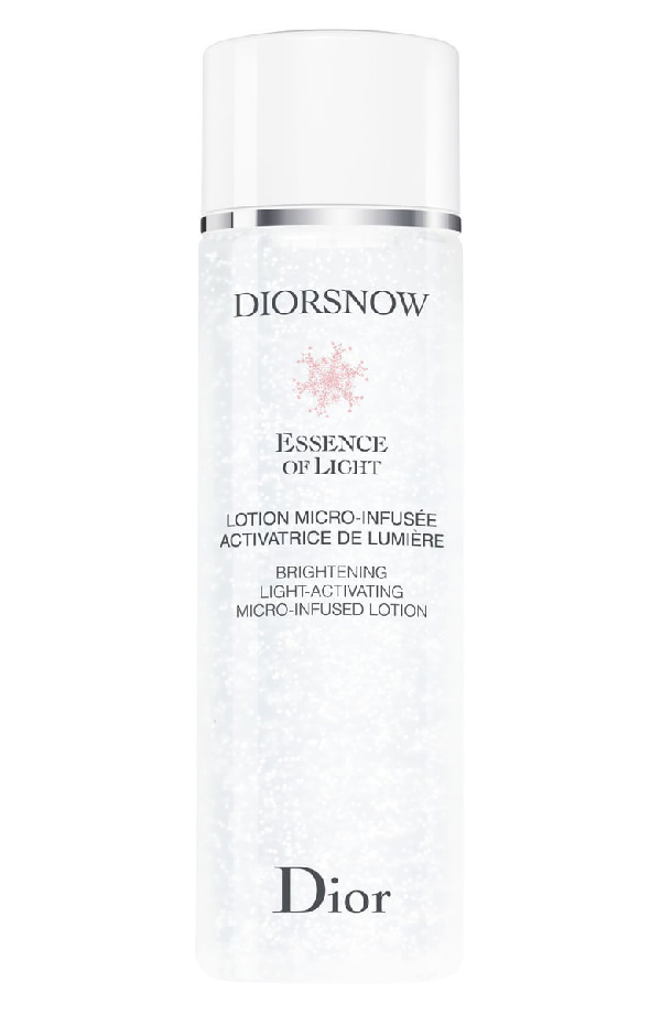 Dior Snow Essence Of Light Brightening Light-Activating Micro Infused Lotion Essence In No Color