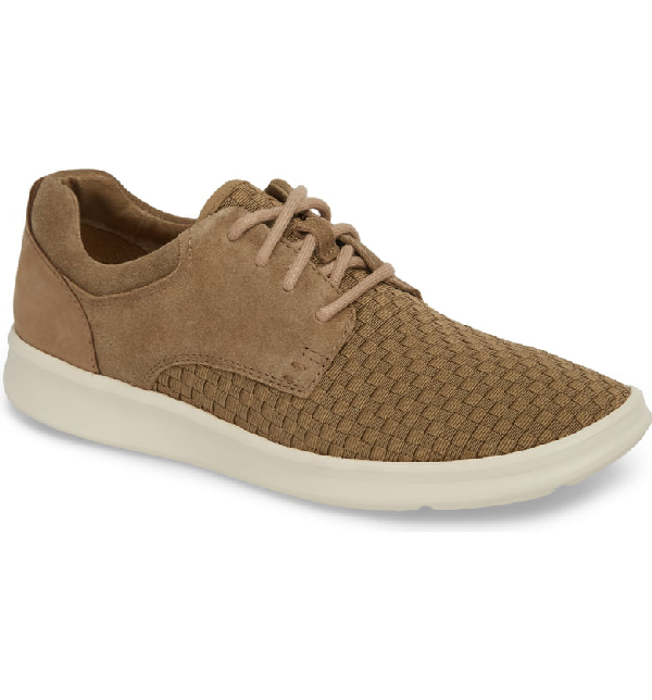 3121a7eefc6 Ugg 'Hepner' Woven Sneaker in Antilope Leather