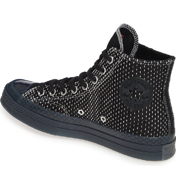 Converse Chuck Taylor 70 Sneaker In Black/ White/ Cool Grey