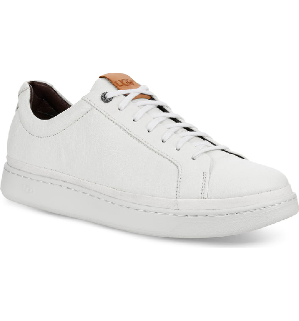 89fa77e4aef Men's Brecken Low-Top Sneakers in White