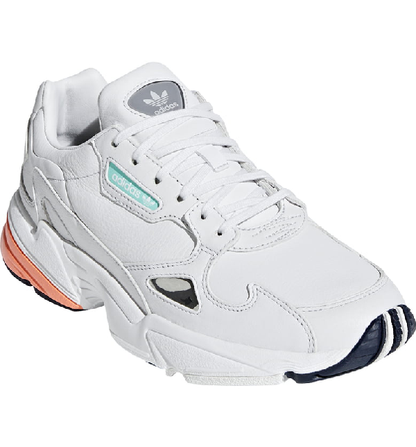 635be532043 Adidas Falcon Sneakers - Farfetch in White