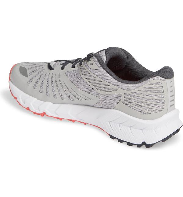 a25b3a469 Corvara Trail Running Sneaker in Micro Chip Grey/ Ebony Grey