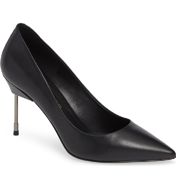 acac35e7142012 Kurt Geiger Women's Britton Pointed-Toe Pumps In Black | ModeSens