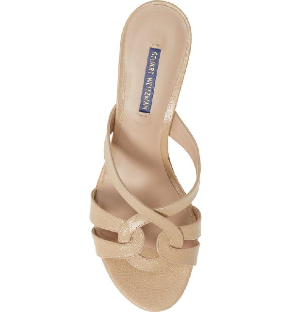 1da8fc9c9308 Stuart Weitzman Women s Cadence Wedge Sandals In Bambina Caviar Patent