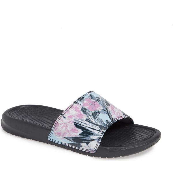 f7726f7412d7 Nike Women s Benassi Jdi Print Slide Sandals