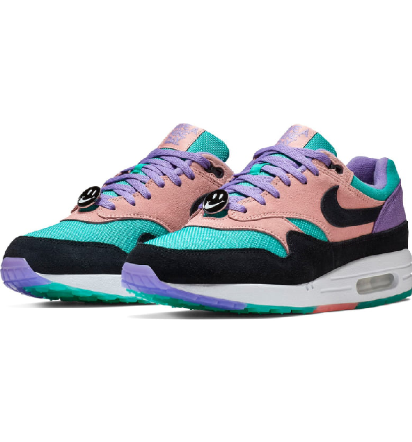 Men's Air Max 1 Nd Casual Shoes, Purple