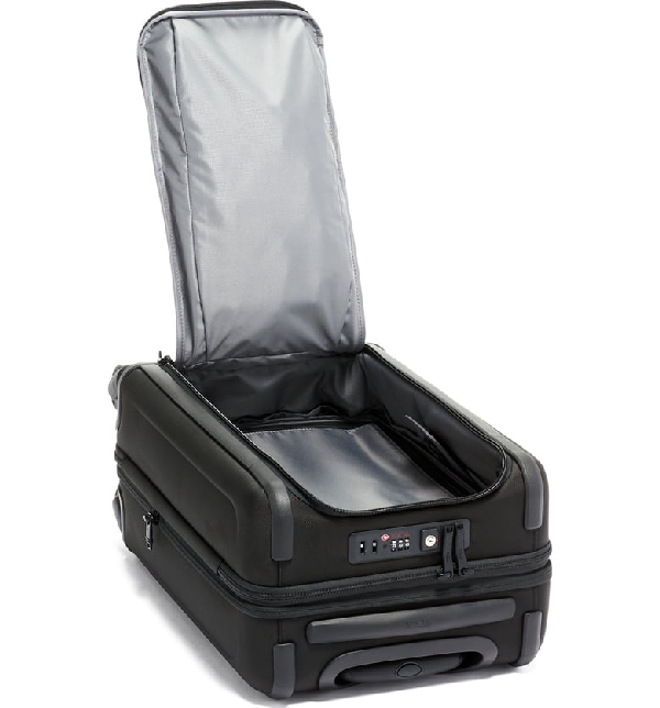 1e50a71db Tumi Alpha 3 International Dual Access Expandable Carry-On In Black