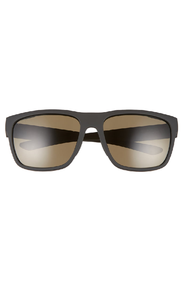 ec3a09ee17 Smith Bauhaus 59Mm Chromapop(Tm) Polarized Sunglasses - Matte Black ...