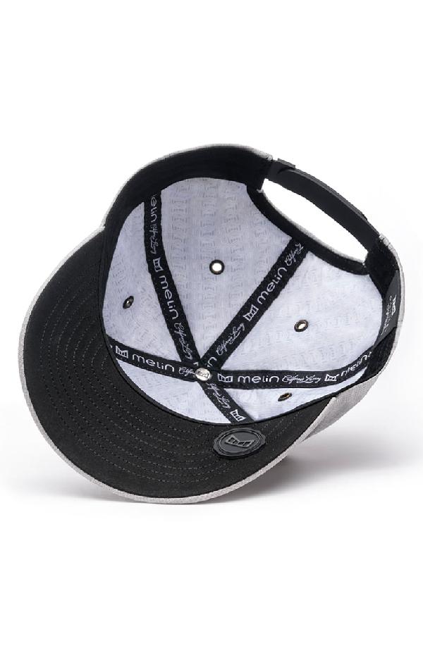 f6aed6ea11f Melin Odyssey Baseball Cap - Grey In Light Grey | ModeSens