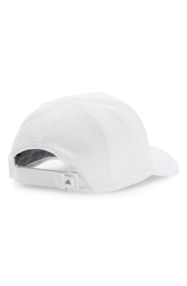 7f81c79b328c9 Adidas Originals Superlite Pro Ii Baseball Cap - White In White  Grey