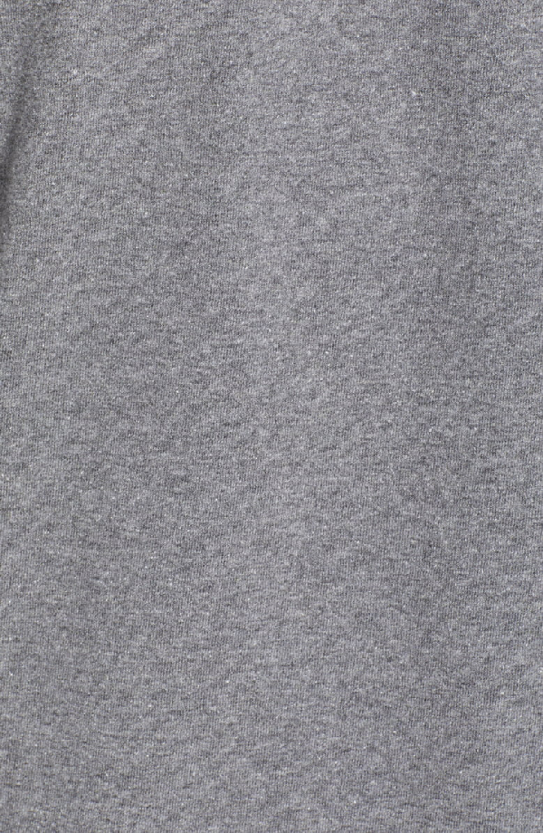 Patagonia Fitz Roy Bison Responsibili-Tee T-Shirt In Gravel Heather