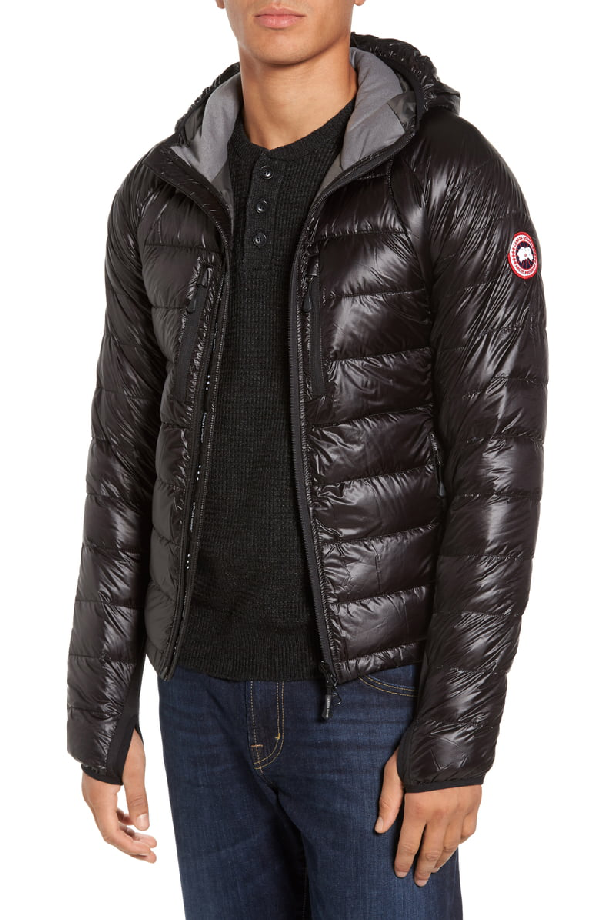 1b3f7033e53 Canada Goose Hybridge Lite Quilted Shell Jacket In Black | ModeSens