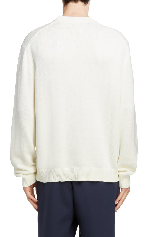 e25cccb18 Kenzo Jumping Tiger Sweater In White | ModeSens