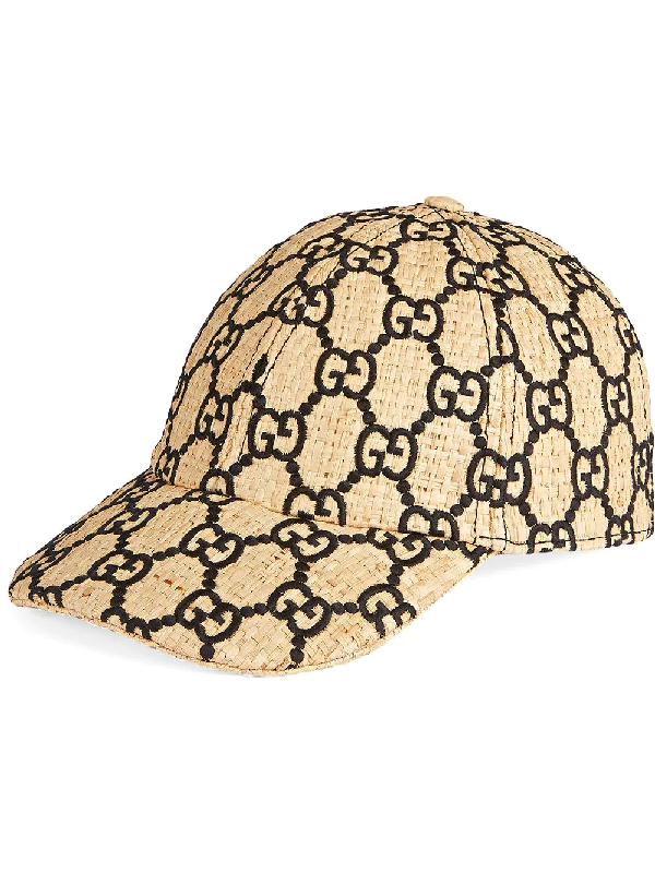 356fb134 Gucci Gg Baseball Hat With Snakeskin In Brown | ModeSens