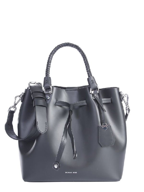 0047f7b06 Michael Michael Kors Blakely Bucket Bag In Nero | ModeSens