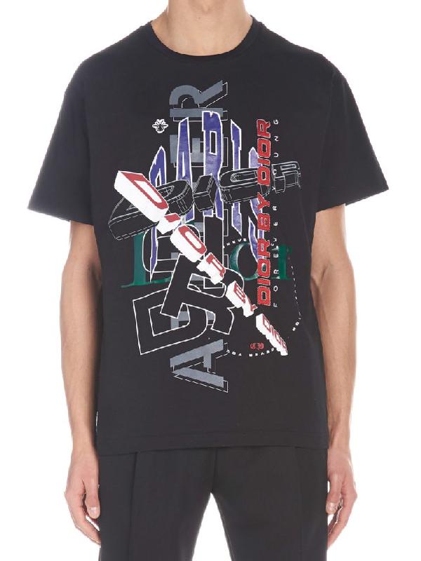 e7d7af5a Dior Homme ' T-Shirt In Black   ModeSens