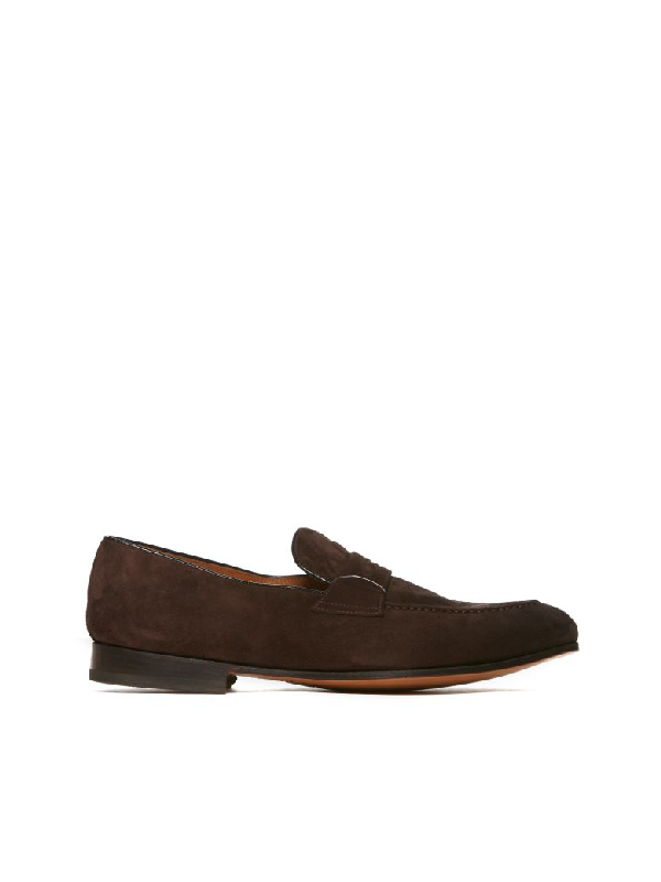 32ef54c9e64 Doucal's Loafers In Testa Di Moro | ModeSens