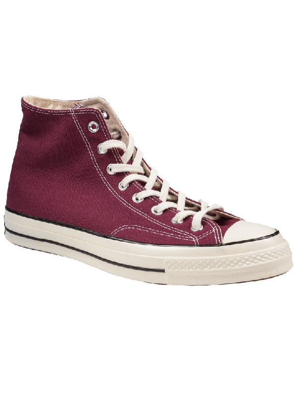 Converse Classic Hi-Top Chuck 70 Sneakers In Red
