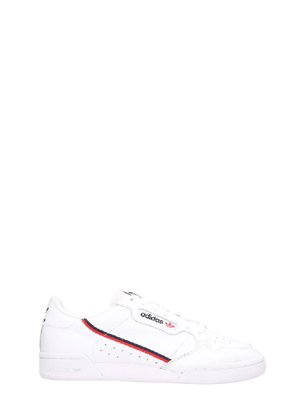 f0cce5593f341 Adidas Originals Adidas Men s Originals Continental 80 Casual Sneakers From Finish  Line In White