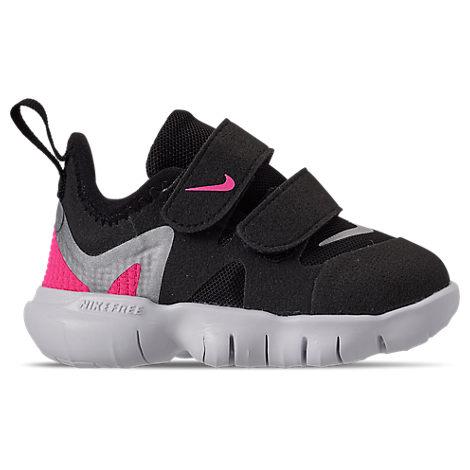online retailer 67b83 2d743 Girls' Toddler Free Rn 5.0 Running Shoes, Black - Size 9.0
