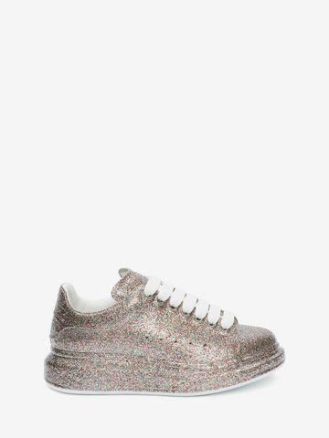 b6968c9d5b29 Alexander Mcqueen Oversized-Sneakers In Silver | ModeSens
