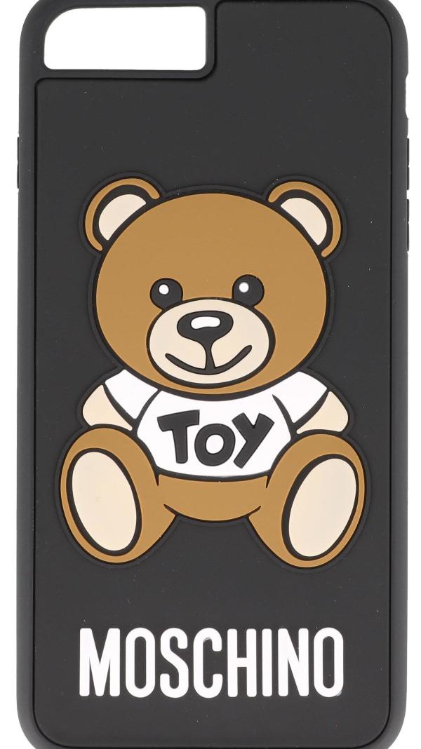 premium selection 83eba d2295 Teddy Bear Iphone 7/8 Cover Case in Black