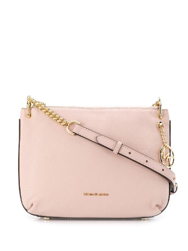Michael Kors Lillie Large Shopping Bag Soft Pink in rosa