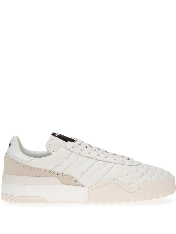3a6af3094f6c Adidas Originals By Alexander Wang Bball Soccer Sneakers - Farfetch In White