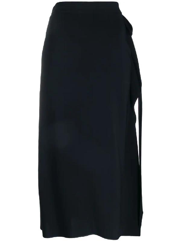 e0b45b0e8 Rochas Straight Midi Skirt - Black | ModeSens