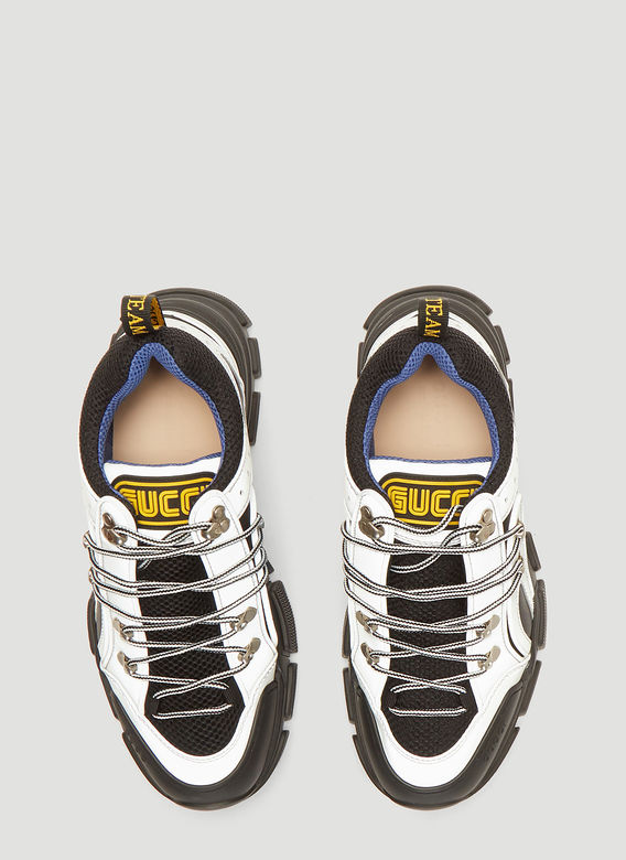 Gucci Journey Sneakers In Grey